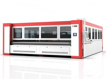 Filter Cloth Laser Cutting Machine for Industrial Filtration Industry